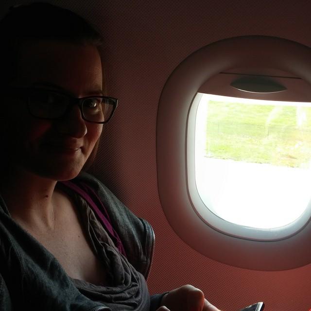 Op naar Frankfurt.