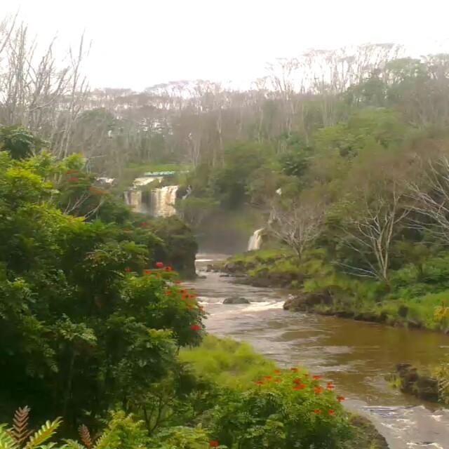 Filmpje : Rainbow Falls