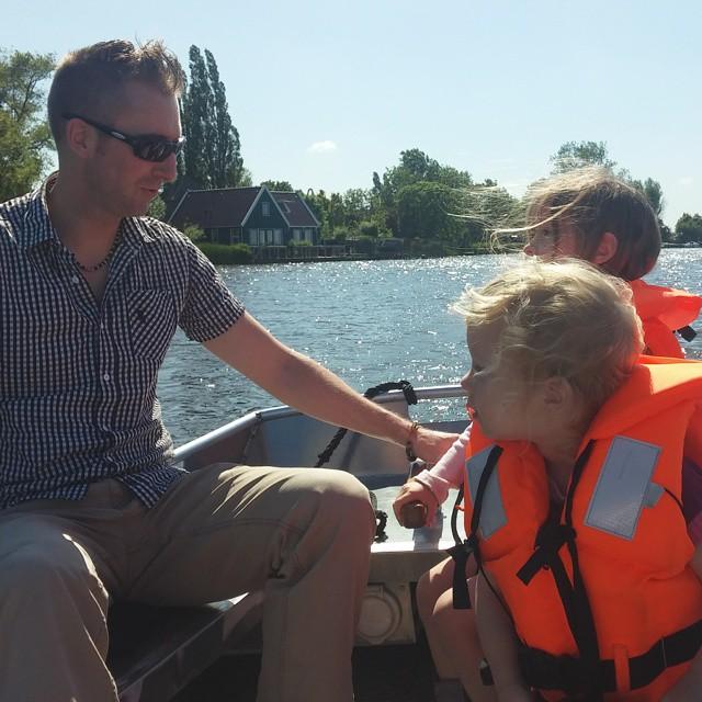 Fluisterboot Holysloot