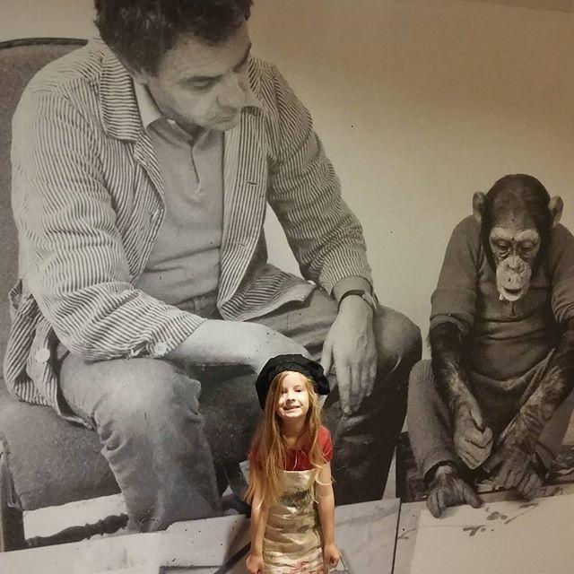 Dat kan een aap of een kind van 5 ook!