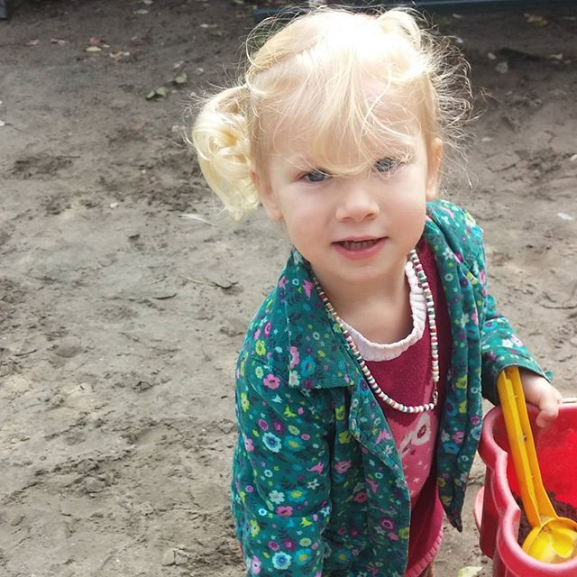 Met Nova naar de kinderboerderij