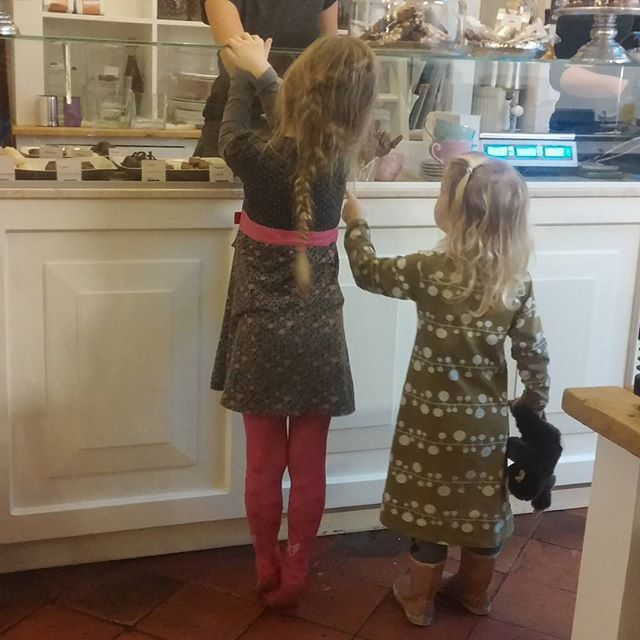 Zo blij als een kind in een snoepwinkel