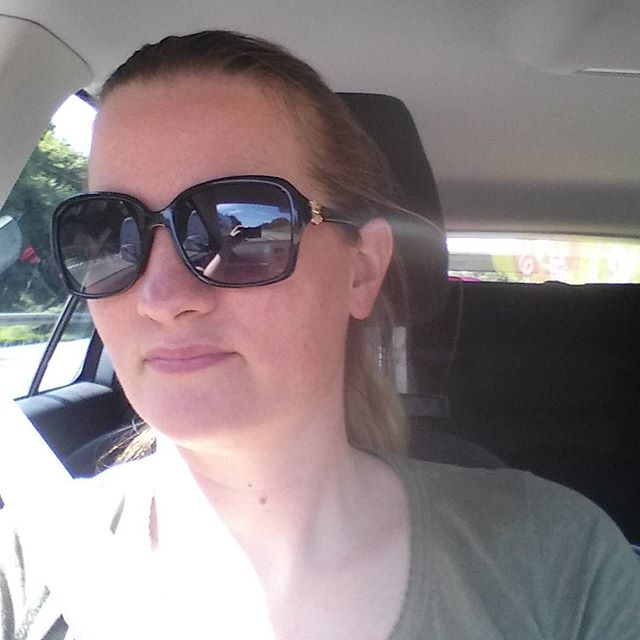 ..... En een blitse zonnebril..