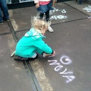24H Amsterdam Noord #IAmsterdam #streetarttoday NDSM