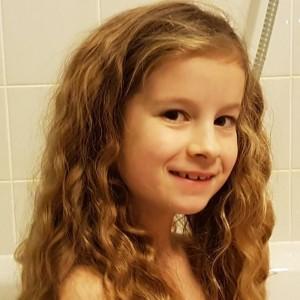 Lieve mooie Lyse is alweer bijna 8 jaar.