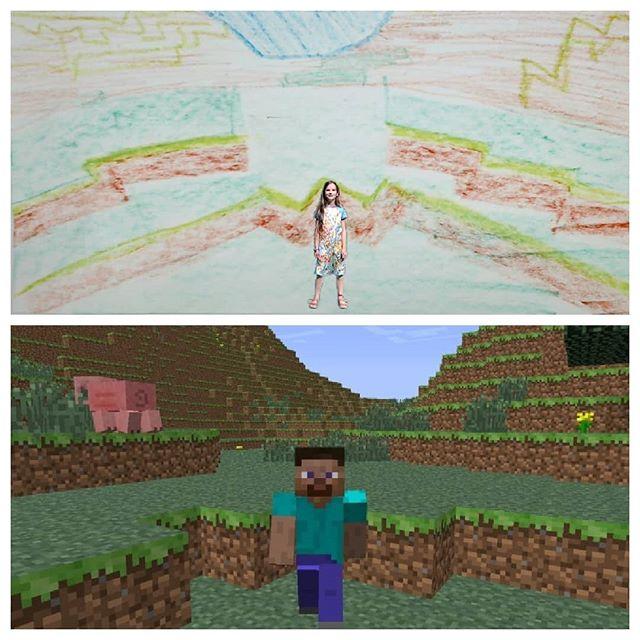 Minecraft geek!