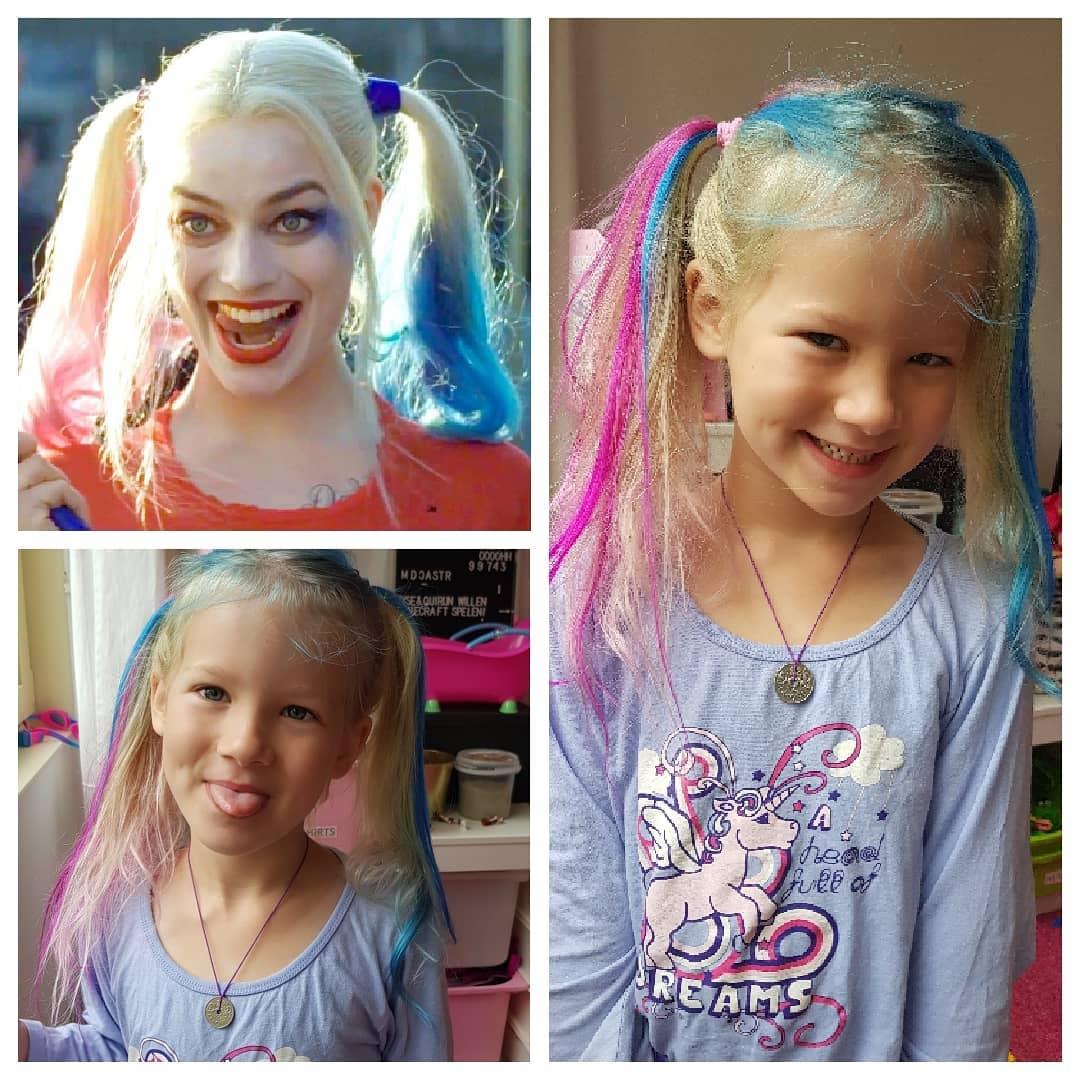 Nova vs Harley Quinn