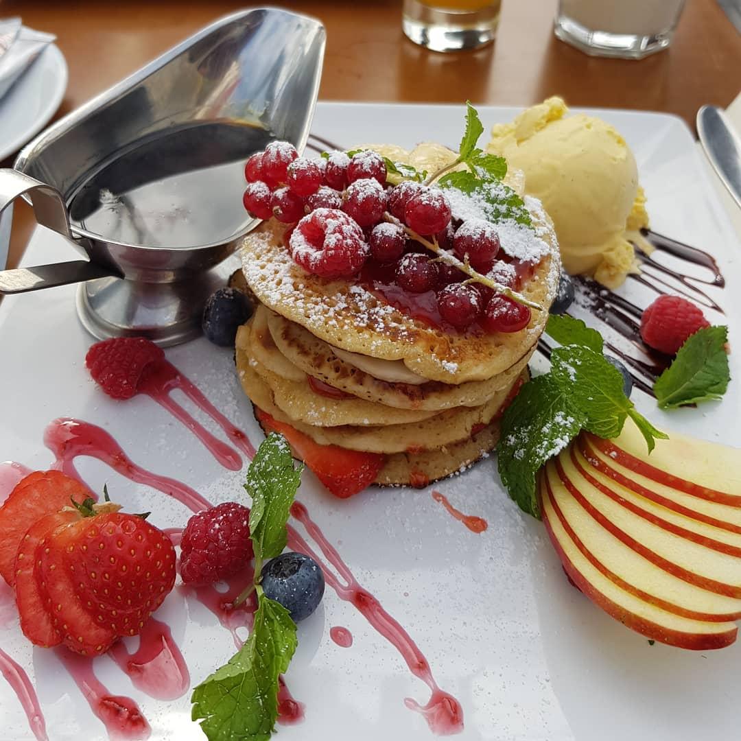 Perfect ontbijt. De Zon. Antwerpen.