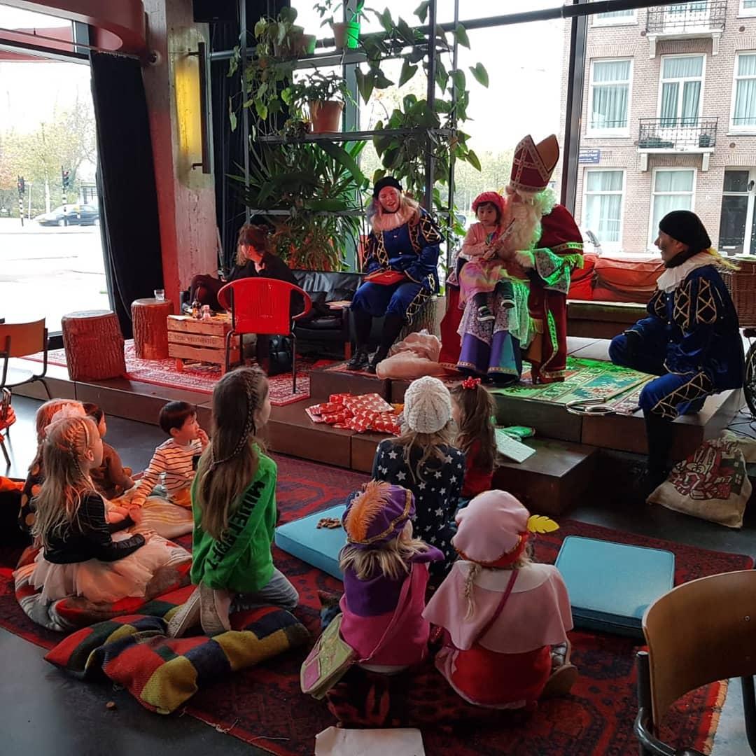Sinterklaasfeest @werkplaats_amsterdam