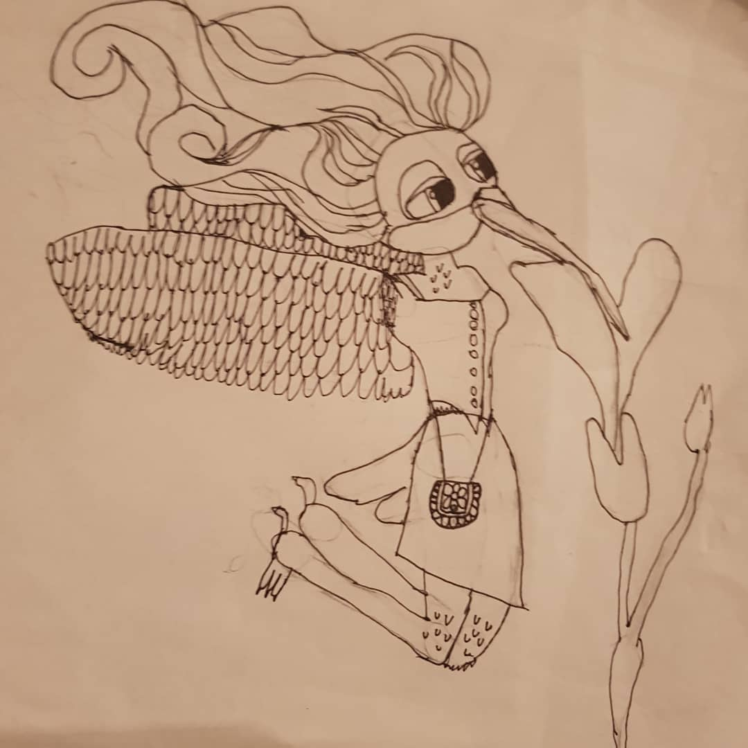 Artwork by L