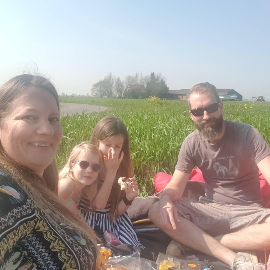 Family time #picnic